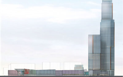 Nuevo Distrito Financiero en Minsk, otra colaboración ATL