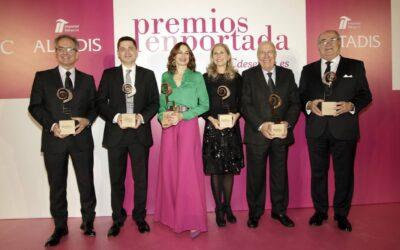 Eddea recibe el Premio «En Portada» de ABC Sevilla en reconocimiento a su trayectoria