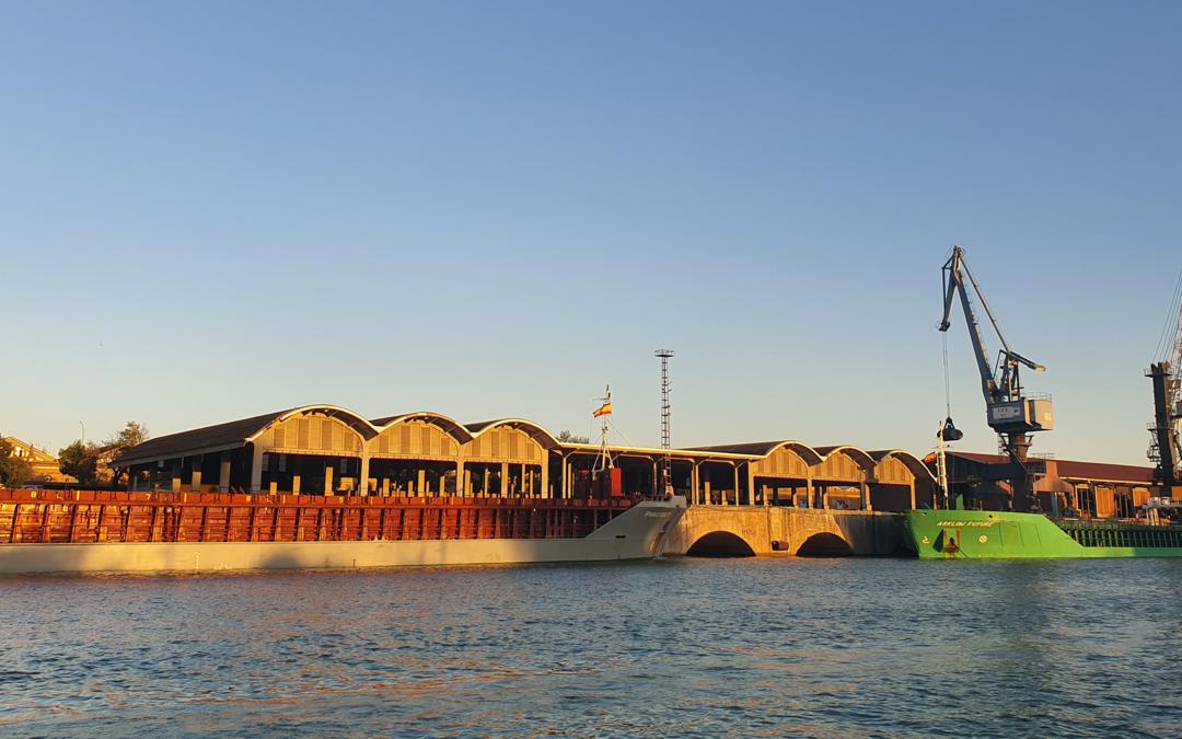 Nuevo Distrito Urbano Portuario »Muelle de Tablada»